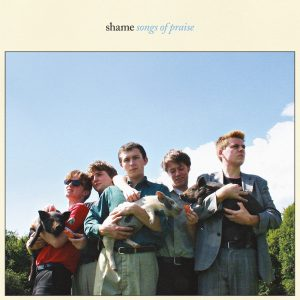 Shame songs of praise album