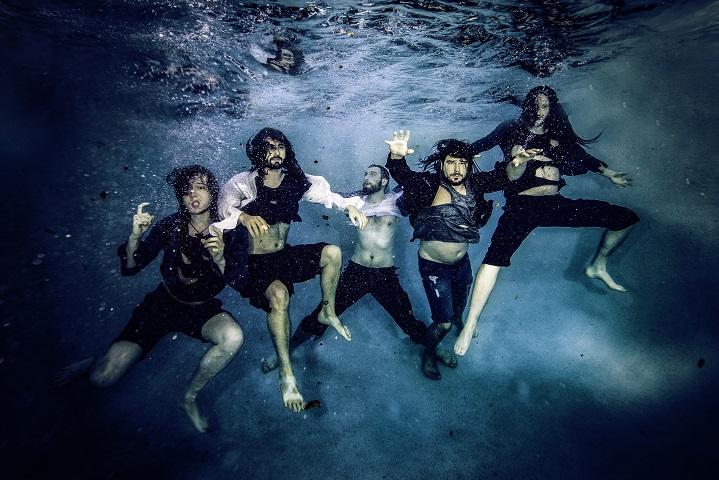 Photo du groupe Alestorm - Pirate Metal