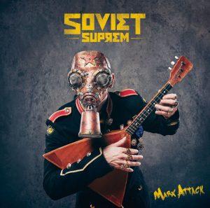 Soviet Suprem album Marx Attack focus