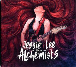 JESSIE-LEE-THE-ALCHEMISTS album