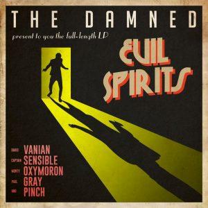 the Damned Evil Spirits album
