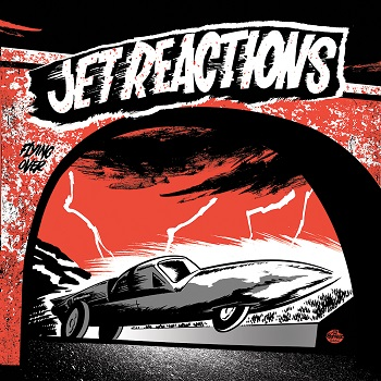 JET REACTIONS Darren Mérunik artwork
