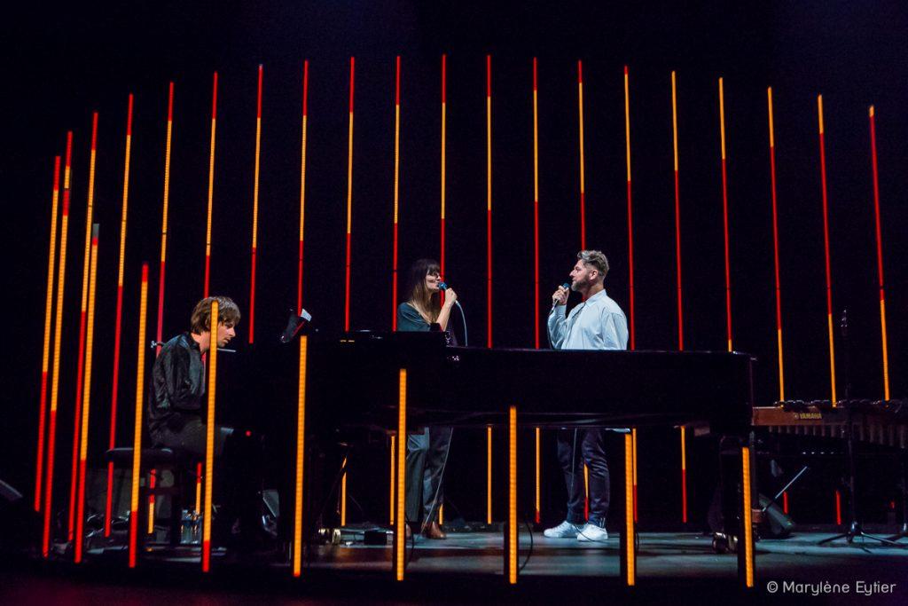 Franofolies La Rochelle 2018 - Pierre Lapointe & Clara Luciani