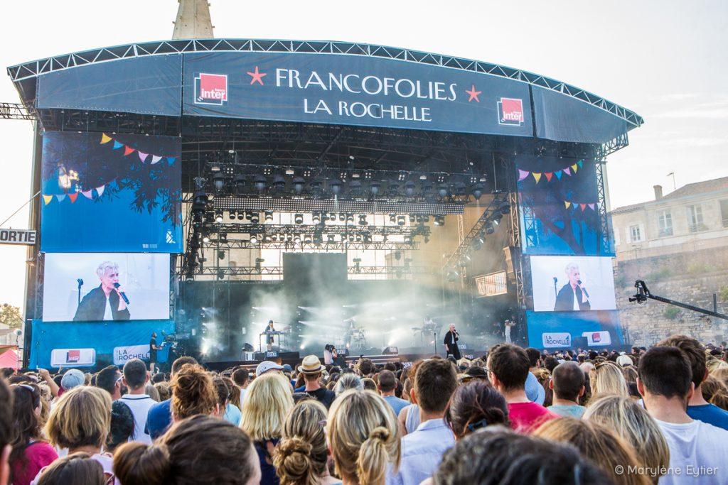 Les Francofolies 2018 - Jeanne Added