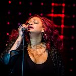 Cahors Blues Festival - JJ Thames invitée de Manu Lanvin © Marylène Eytier