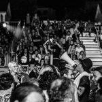 Cahors Blues Festival - Manu Lanvin et son public © Marylène Eytier