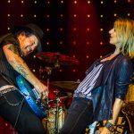 Cahors Blues Festival - Manu Lanvin & The Devil Blues et Gaëlle Buswell © Marylène Eytier