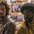 4117_D025_13343_R_CROP Adam Driver stars as Flip Zimmerman and John David Washington as Ron Stallworth in Spike Lee's BlacKkKLansman, a Focus Features release. Credit: David Lee / Focus Features
