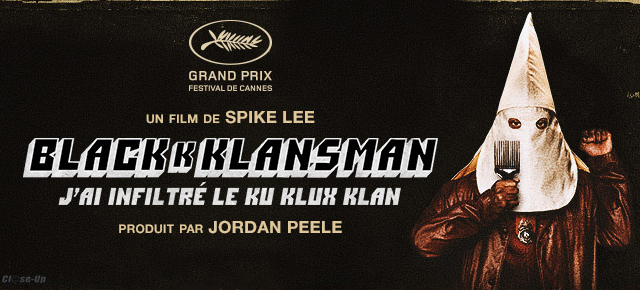 Affiche VF pour BlackKklansman de Spike Lee_2