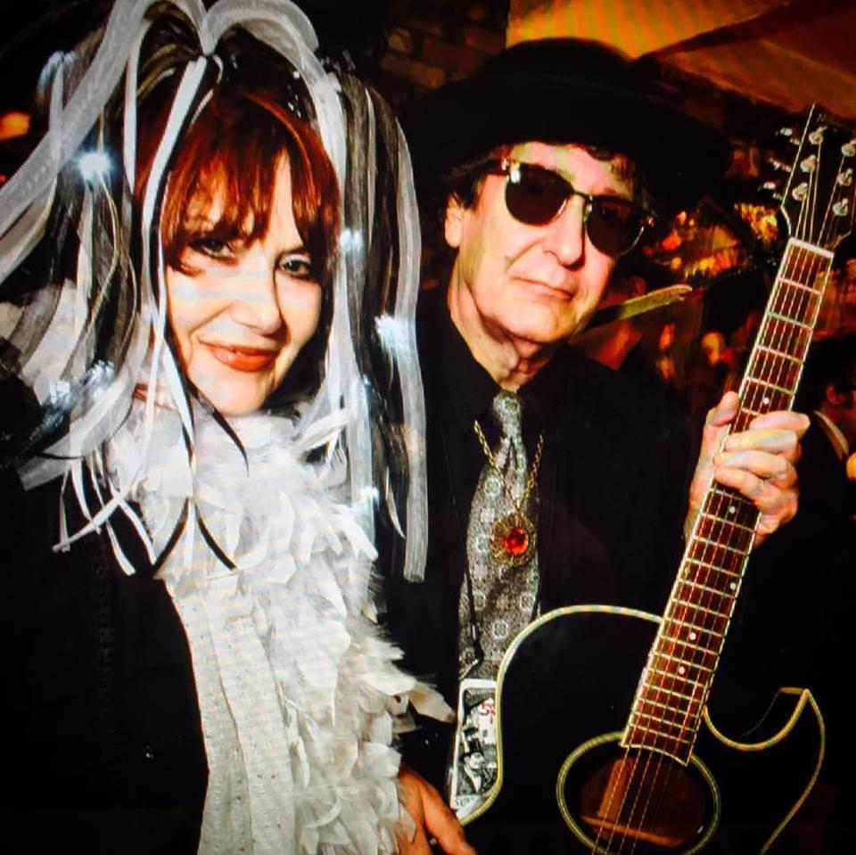 Stan Ridgway and Petra Wexstun