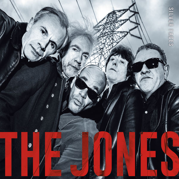 The Jones Silver FACES album