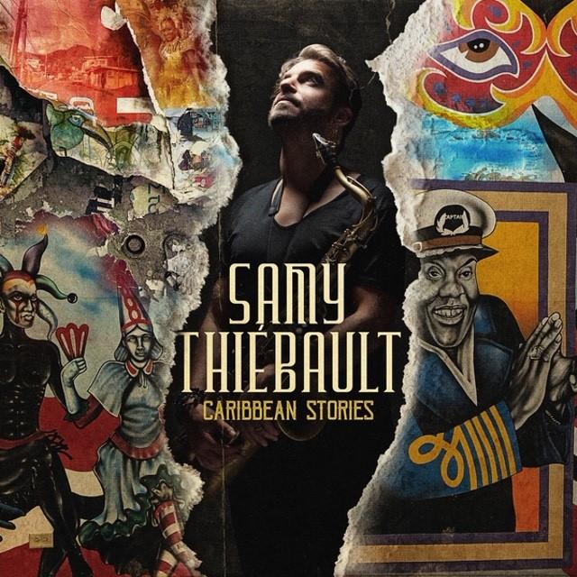 Album Samy Thiébault