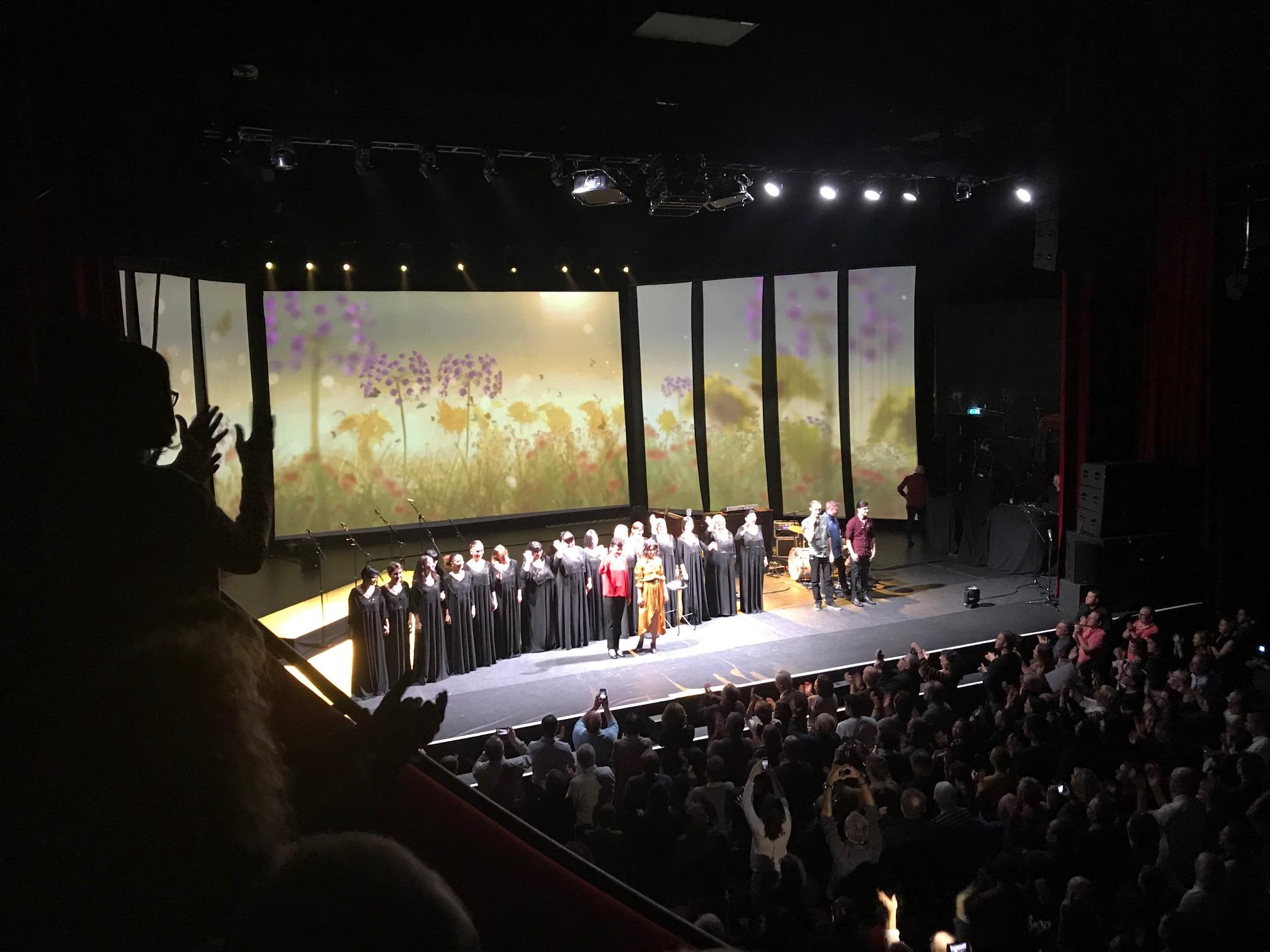Photo concert Katie Melua