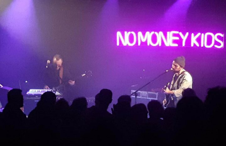 No money kids live
