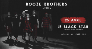 Booze Bro Concert