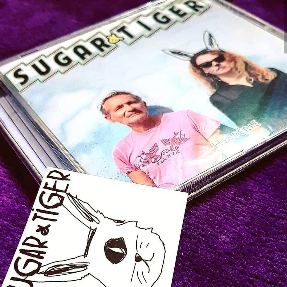 Sugar and Tiger CD