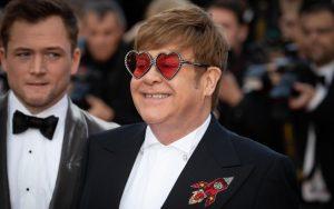 Sir ELton à Cannes Festival