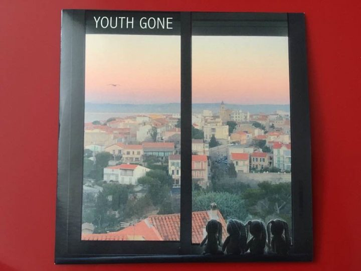 YOUTH GONE EP1 COVER