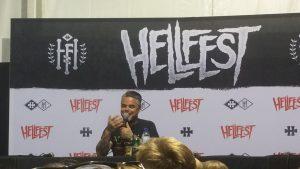 Ben Barbaud Hellfest 23 juin 2019