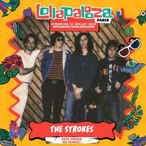 The Strokes - Lollapalooza