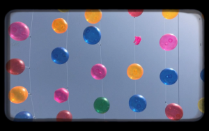 Ballons videoclip Vanessa Philippe