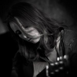 Angela Kinczly guitar