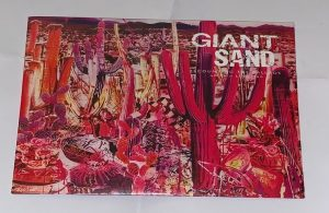 Dernier album des Giant Sand, prévu pour le 20 septembre 2019