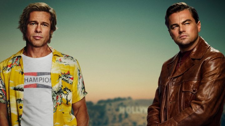 Once upon a time in Hollywood actors