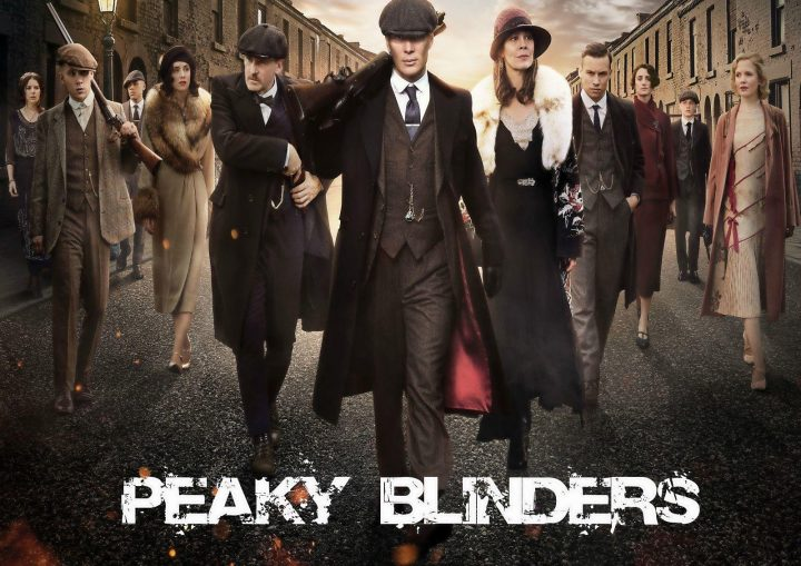 Peaky Blinders (c) BBC