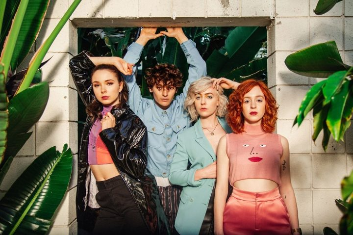 The Regrettes 2019