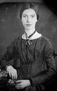 daguerreotype Emily Dickinson