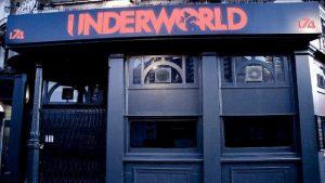 underworld camden