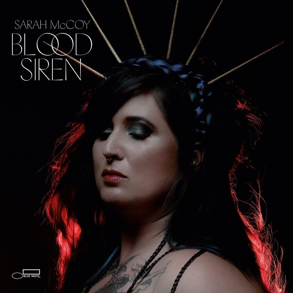 Sarah McCoy Blood Siren album