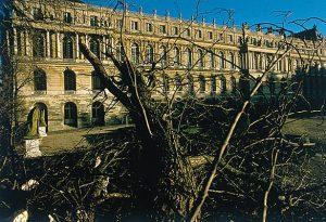 Château de Versailles 27 décembre 1999