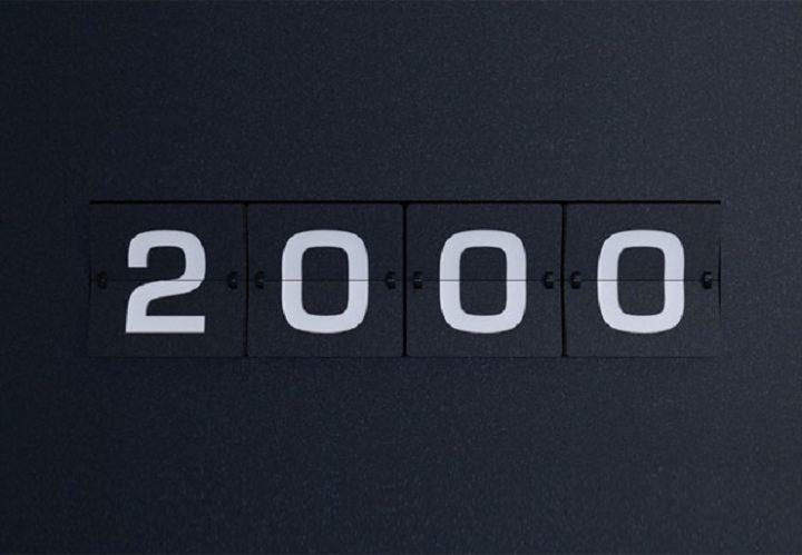 2000 chiffre