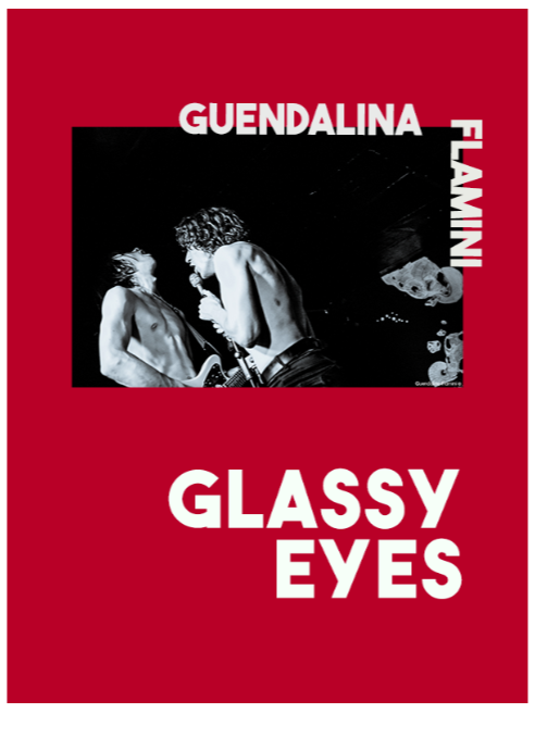 COUVErture Glassy Eyes