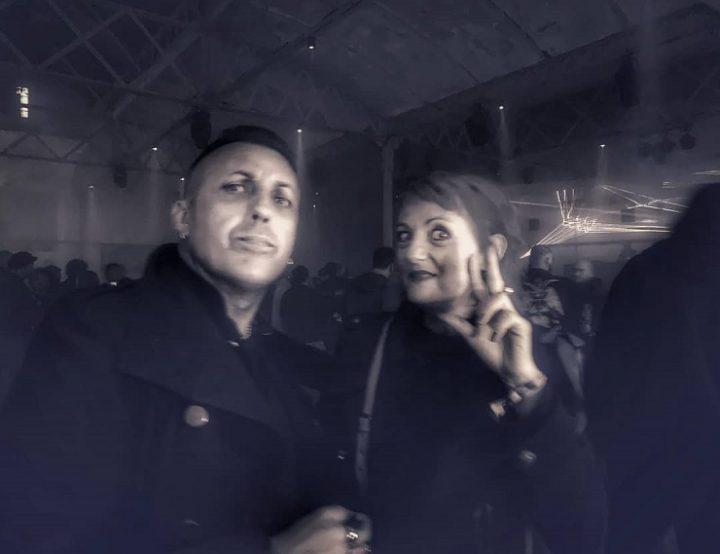 Pedro & Dalida by Rosa