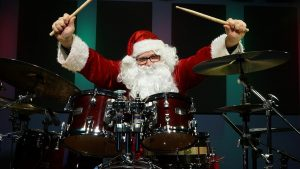 Santa Drums ! ;)