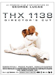 THX1138 affiche
