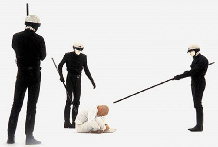 THX1138 movie