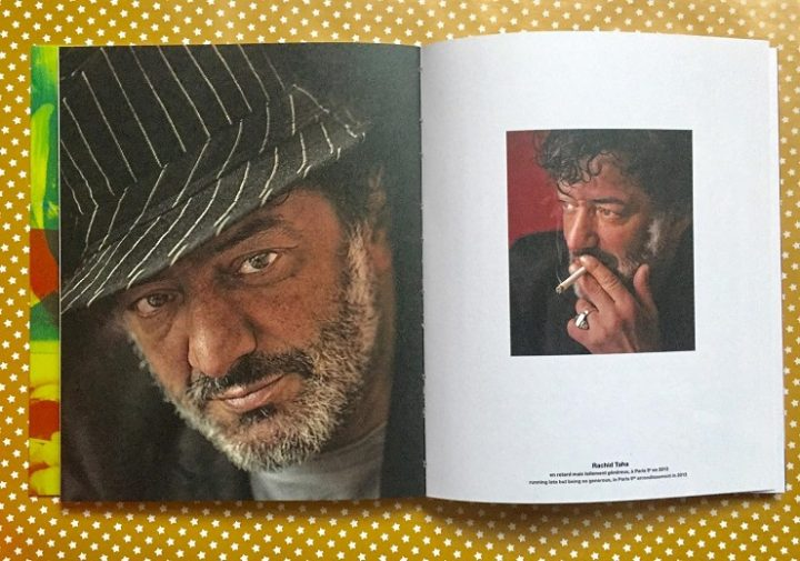 faces of sound Rachid Taha