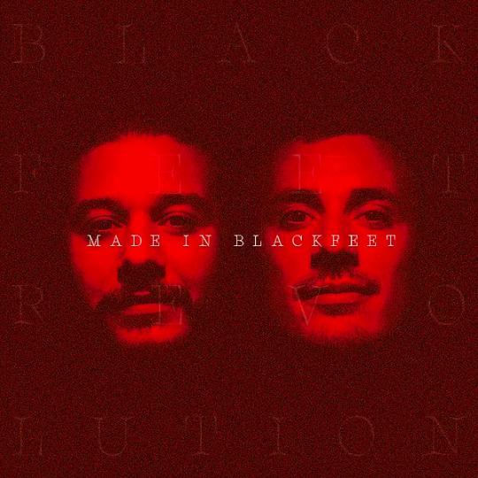 Made In Blackfeet Cover