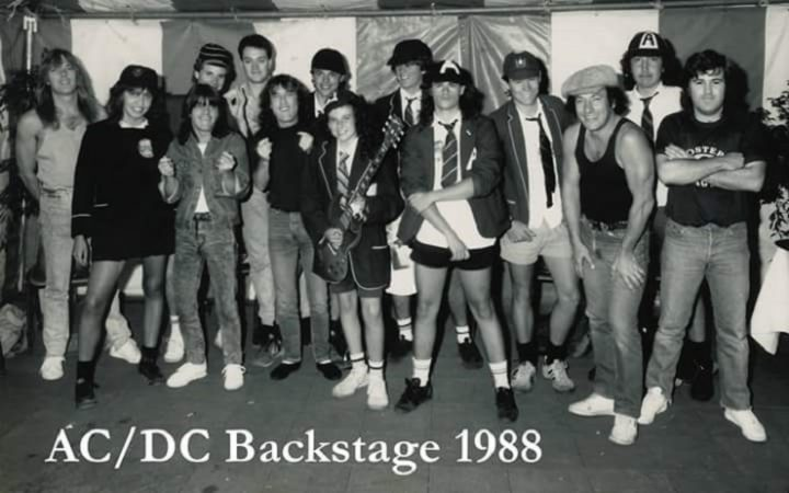 ACDC Adelaide_1988