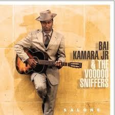 Bai Kamara JR Salone album
