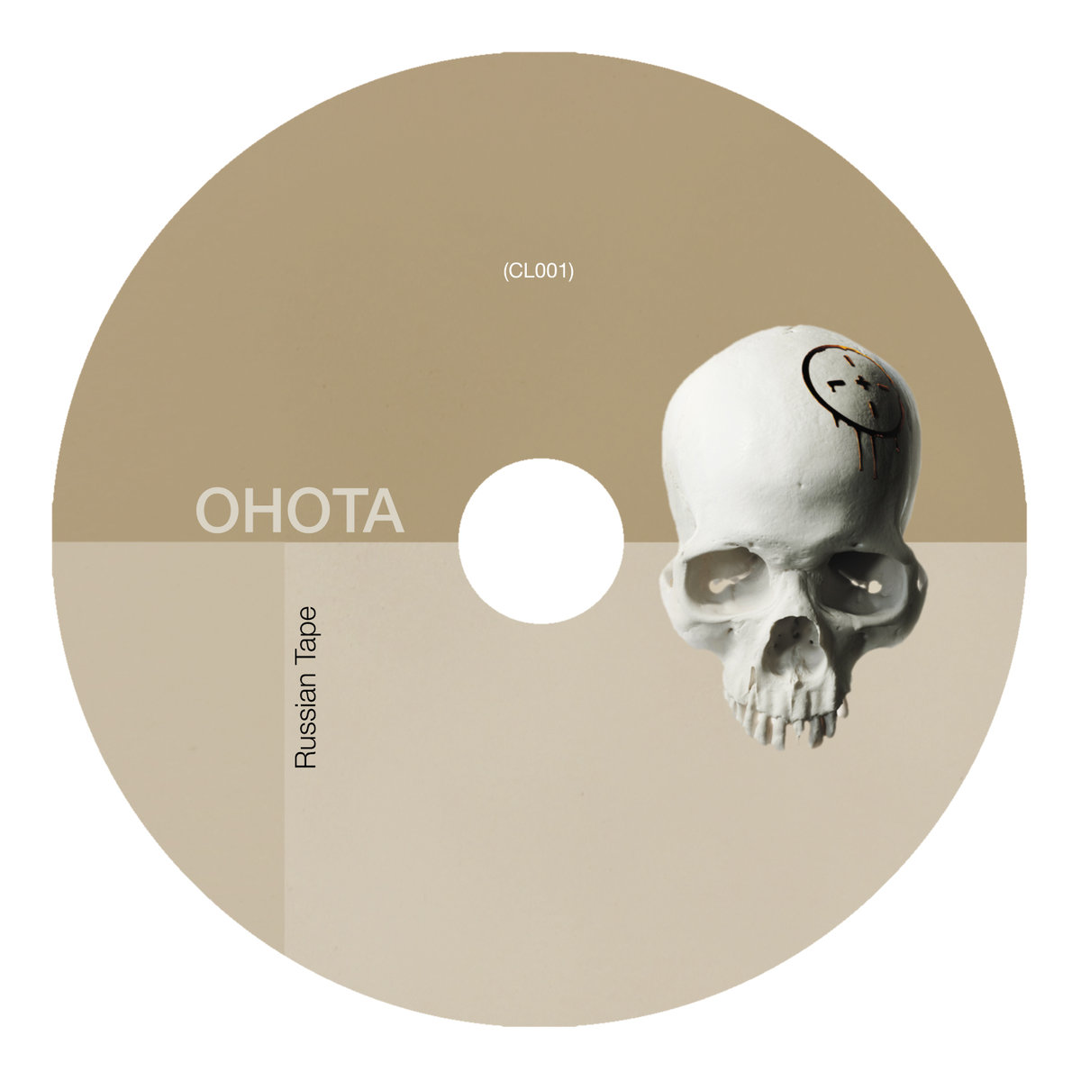 Ohota Russian Tape CD