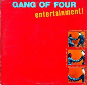 Gang of 4 entertainment album