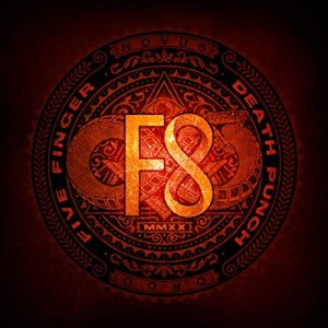 Five finger death Punch F8 cover