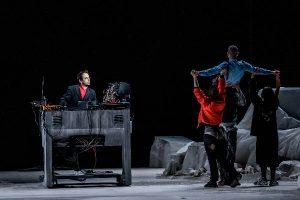 """Exclusif - Spectacle """"Room with a View"""" au théâtre du Châtelet à Paris le 4 mars 2020."""