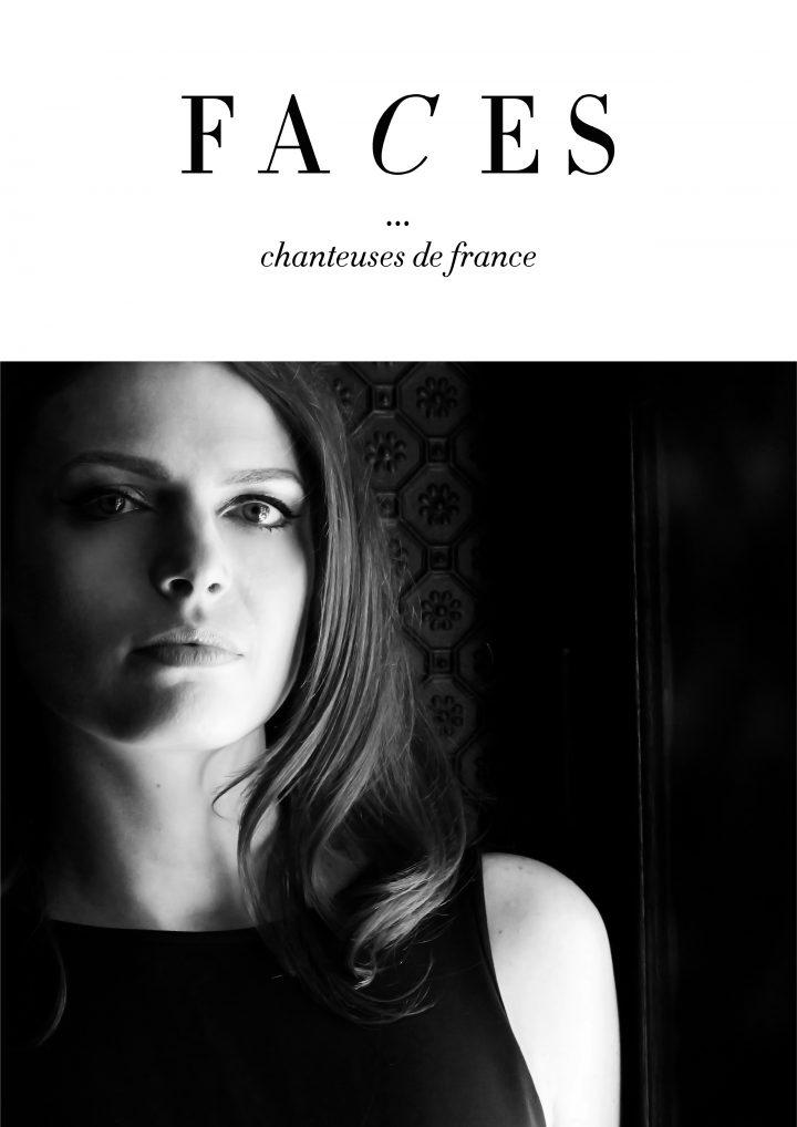 Exposition Chanteuses de France Elodie Frégé ©Nicolas Vidal