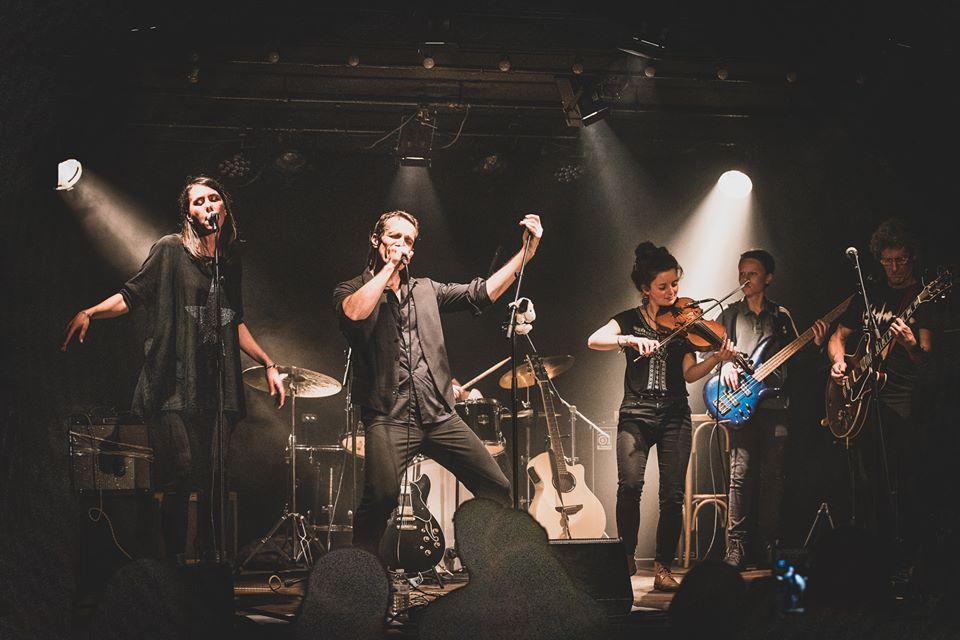 ArCy en concert,photographie de Catherine Cholé